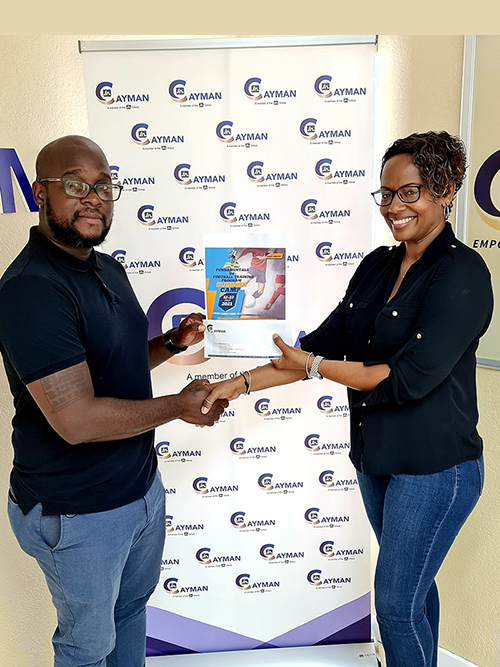 JN Cayman Supports Youth Football